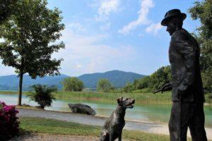 Bauschan Hund und Thomas Mann